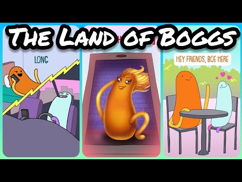 Download The Land of Boggs #4 | TikTok Animation Compilation from @thelandofboggs