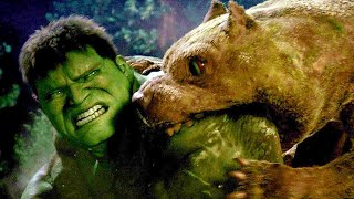 Video Hulk vs Hulk Dogs - Hulk Smash Scene - Hulk (2003) Movie CLIP HD download MP3, 3GP, MP4, WEBM, AVI, FLV Mei 2018