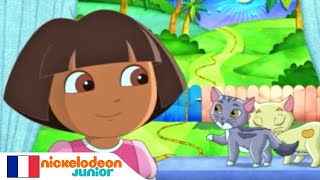 Dora l'Exploratrice | A la recherche de Lucky | NICKELODEON JUNIOR