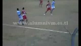 Amistoso Alumni (VM) [1] - [0] Estudiantes (Rio IV)