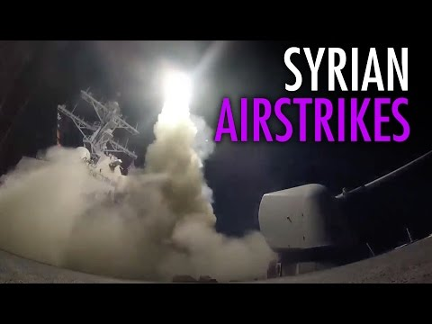 "Ezra Levant: Trump strikes Syria — Is ""regime change"" back?"