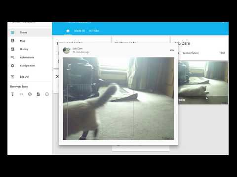 D I Y  Projects: Raspberry Pi Home Assistant Hassbian Camera Motion Mqtt