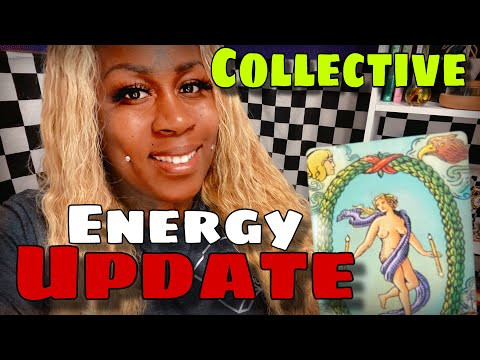 🏁WORLD NEWS🏁 Energy update for the collective...