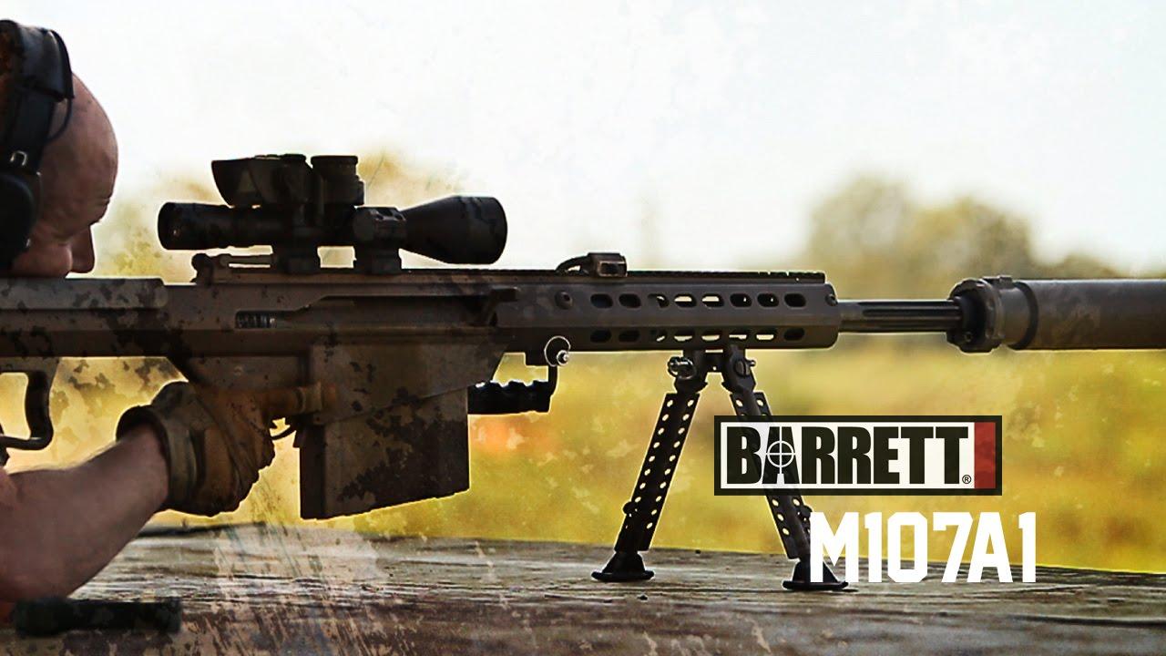 Resultado de imagen para Barrett M107A1