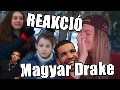 EZ HATALMAS  Reakci  Hotline Bling Magyar