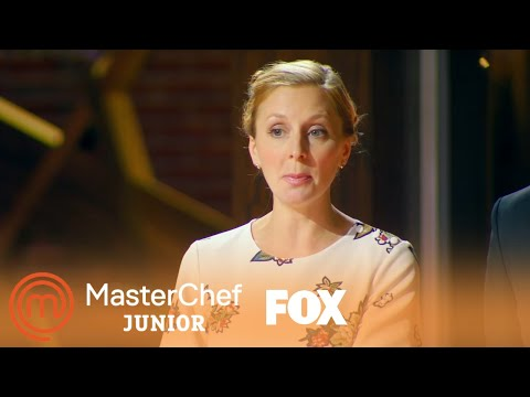 The Judges Discuss A Perfect Poached Egg | Season 6 Ep. 10 | MASTERCHEF JUNIOR
