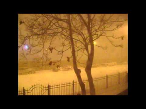 Cicero IL Blizzard pt 1 of 3