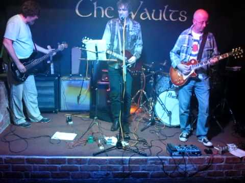 Dustmites live at the Vaults, Cirencester
