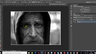 Как сделать картинку нужного размера в Фотошопе