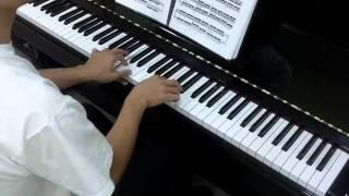 Hanon The Virtuoso Pianist in 60 Exercises for Piano No.60 The Tremolo 哈農 鋼琴 練習曲
