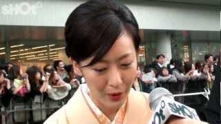 http://bit.ly/SlmeqW(詳細記事はこちら) 東京国際映画祭2012グリーン...