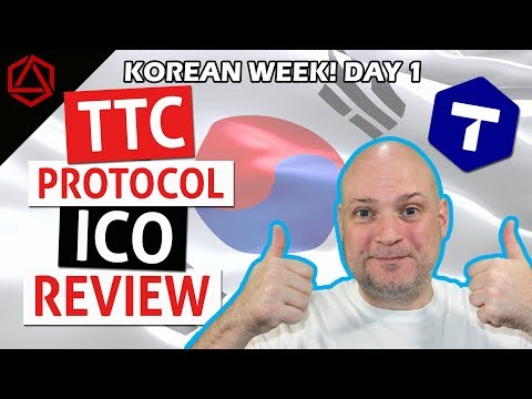 TTC PROTOCOL ICO Review! Decentralized Social Networking.