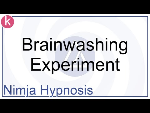 Brainwashing Experiment - Hypnosis from YouTube · Duration:  21 minutes 29 seconds