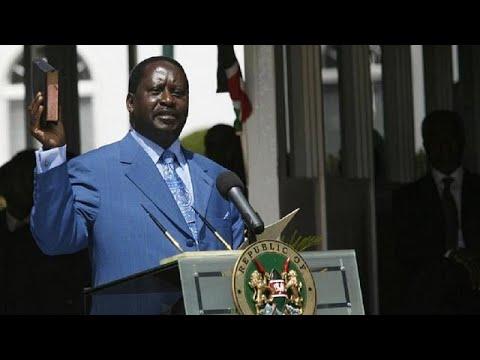 Kenya : report de l'investiture de Raila Odinga