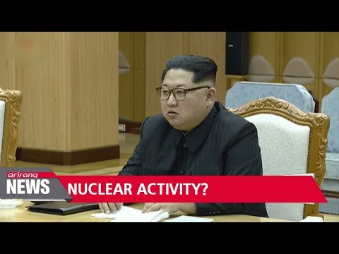 Activity at North Korea nuclear reactor spotted by satellite