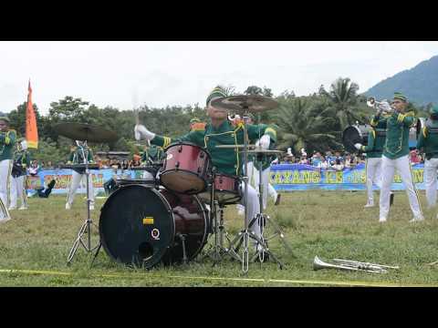 """LAGU JUWITA MALAM"" BENGKAYANG FESTIVAL DRUM BAND COMPETITION 2018"