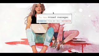 THIS IS TOO DARK!! | Missed Messages Gameplay #1 [First Ending: Missed]