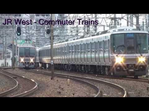 JR West   Commuter Trains