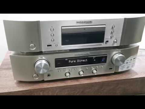 Marantz NR1200 new amplifier with tuners