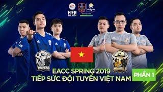 Talkshow giao lưu đội tuyển Việt Nam trước thềm EACC Spring 2019 - FIFA Online 4 (Phần 1)