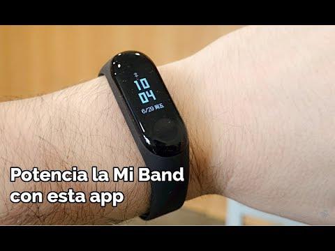 Potencia Tu Xiaomi Mi Band O Amazfit Bip Con Esta Espectacular Aplicación