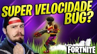 FORTNITE-SUPER SPEED, BUG, HACK OR LAG? (FATHER ALSO PLAYS)