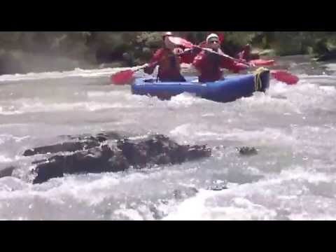 White Water Kayaking with Melbourne Adventure Hub