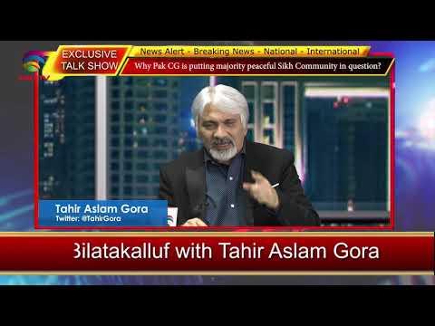 Why Pak CG in Toronto hugging Khalistanis despite Canadian concerns? Bilatakalluf @TAG TV
