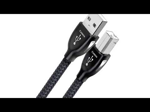 AudioQuest - Carbon - USB A to B Cable