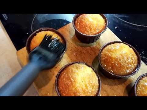 ВЫПЕЧКА ✪ Лимонный КЕКС и МАФФИНЫ ✪ Простой Рецепт Кекса ✪ Как приготовить Кекс Рецепт ✪КУЛИНАРИЯ без регистрации и смс