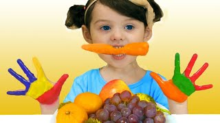 Lunch Song + More Songs for Children by Yasmina kids TV