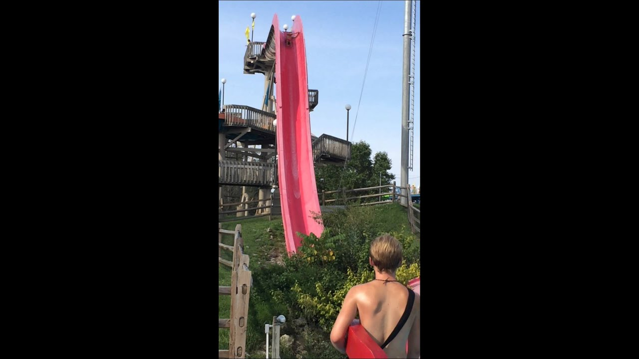 The Beach Water Park Cliff