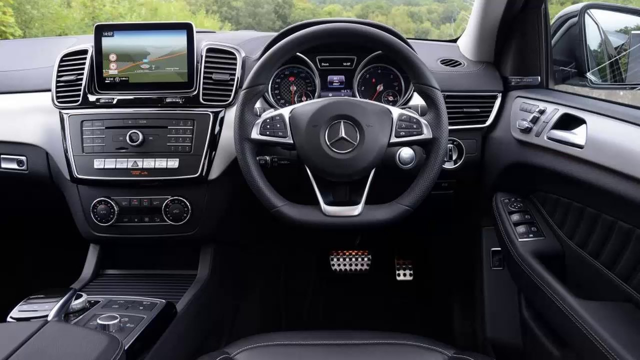 Mercedes Gle Coupe 2017 Review Youtube