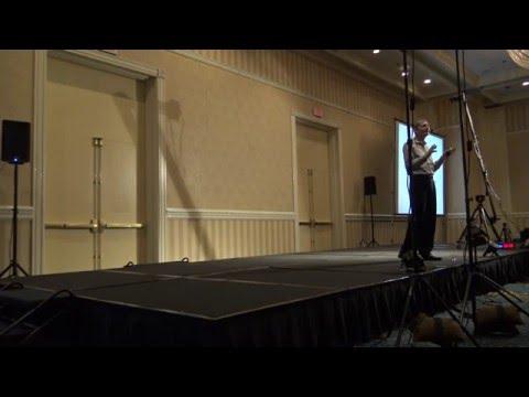 Doug Lisle, co author of The Pleasure Trap speaks at 2Forks, Pasadena.