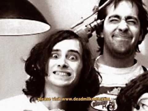 The Dead Milkmen - WUMD interview 1-7-1993 at the 9:30 Club, D.C.