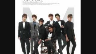 Super Junior M (슈퍼주니어) - Super Girl w/ lyrics