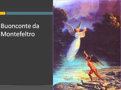Canto quinto del Purgatorio, vv. 73-111