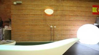 Искусственный акриловый камень на St. Petersburg Design Week/Karat presents  acrylic solid surface(На St. Petersburg Design Week 2013 компания Karat представила экспозицию эксклюзивных объектов из искусственного акрилово..., 2013-06-06T14:40:53.000Z)