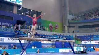 Shang Chunsong - World Championships 2014 BB TF