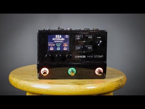 Line 6 HX Stomp | My Next Amp Modeler?