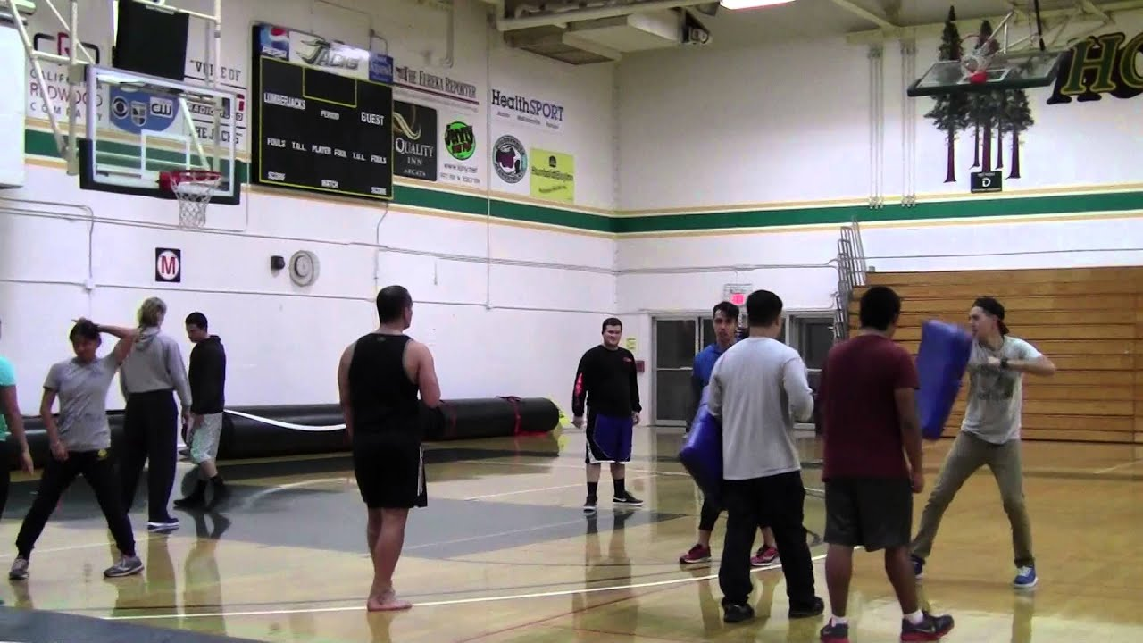 self defense lesson for physical education youtube