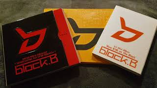 BLOCK B KPOP HAUL