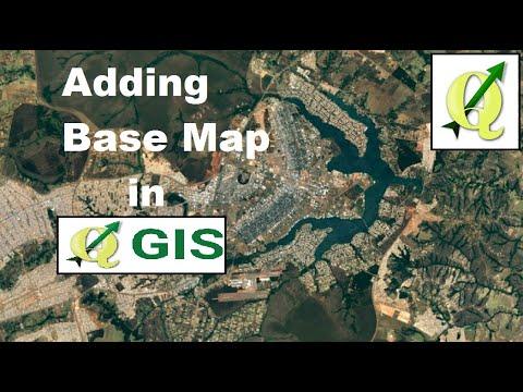 se connecter dans QGIS 3 4 6 avec google satellite OSM MAPS ESRI