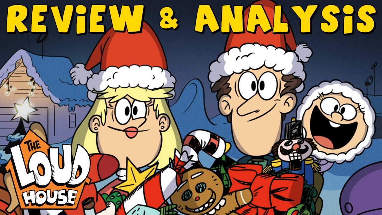 The Loud House: Christmas Special - Review & Analysis - YouTube
