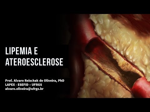 Aula 32 - Lipemia e Ateroesclerose