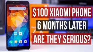 Xiaomi Redmi 6A Review After 6 Months Cheapest Xiaomi Smartphone