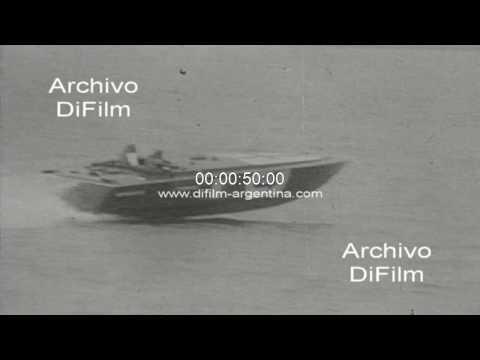 Carrera de Offshore en las costas de Inglaterra 1969