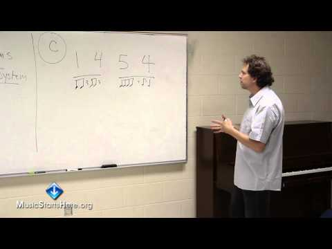 The Nashville Number System (Part 1) - David Isaacs - Tennessee State University