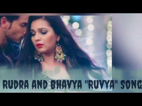Rudra And Bhavya Song, The Ruvya Song, Ishqbaaaz, Star Plus, Hotstar, Romantic Song, Love Song,music