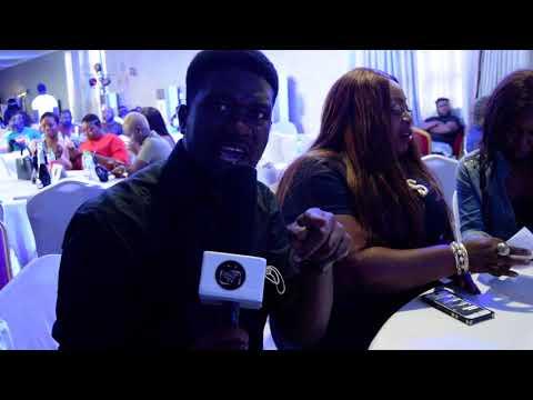 Download Segun Emmanuel was at plus size fashion show